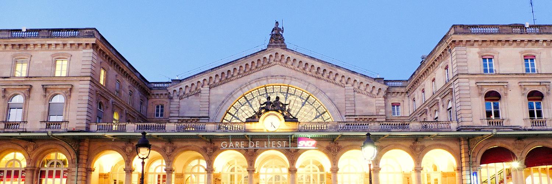 Eurhétès Histoire Paris Strasbourg